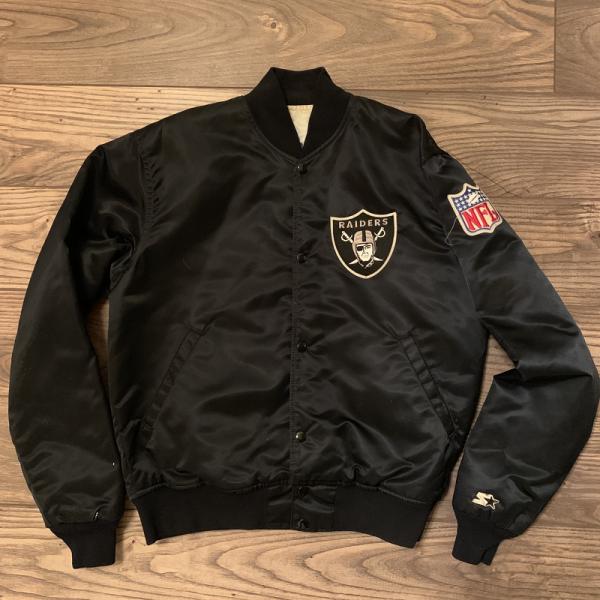 Vintage Raiders Starter Jacket