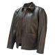 Wested Leather Jacket