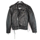 Zegna Sport Leather Jacket