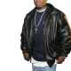 50 Cent Leather Jacket