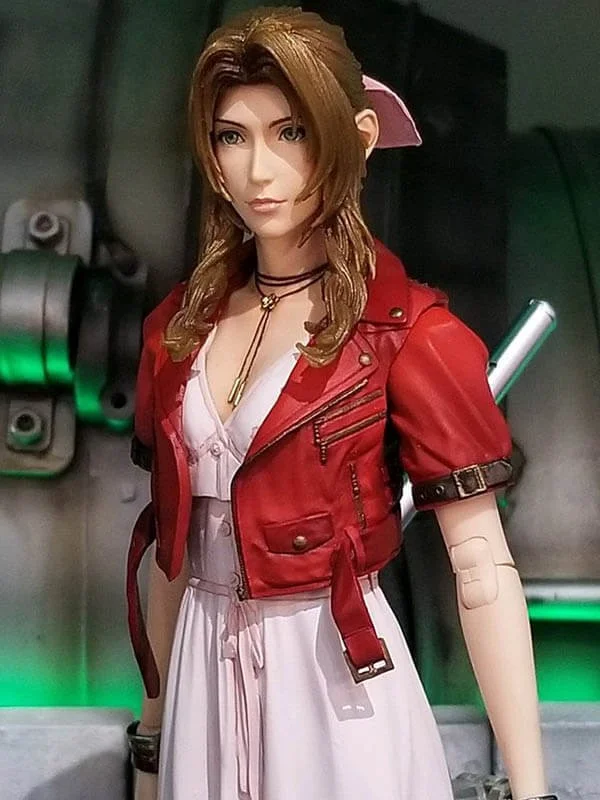Aerith Leather Jacket