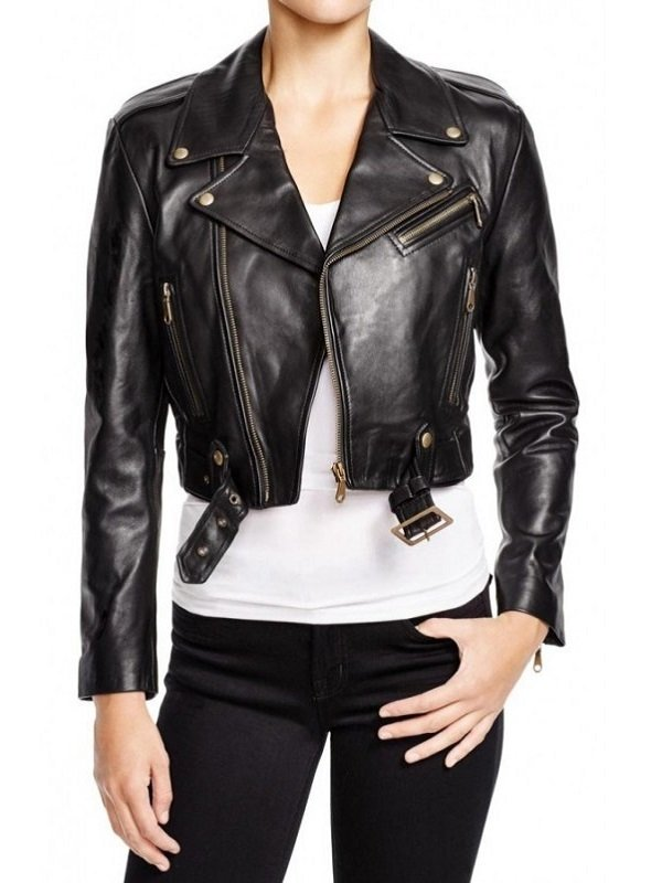Becky Lynch Leather Jacket