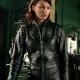 Bridget Moynahans I Robot Leather Jacket