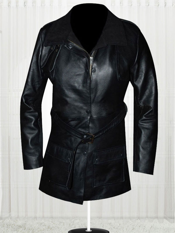 Chicago Pd Leather Jacket