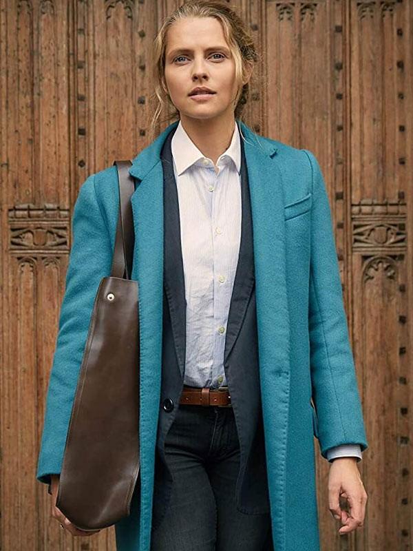 Diana Bishop Blue Coat