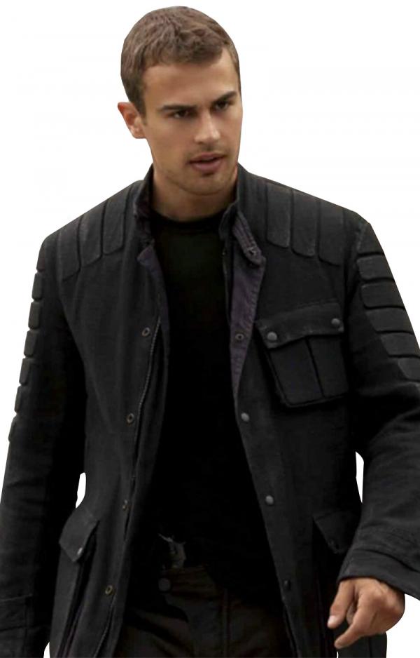 Divergent Theo James Jacket