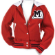 Glee Cheerleading Letterman Jacket