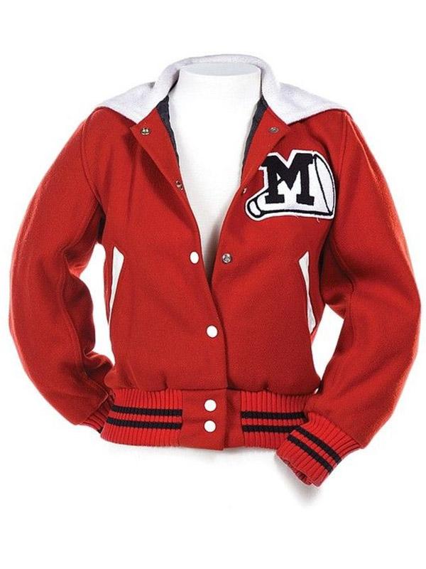 Glee Cheerleading Letterman Jacket