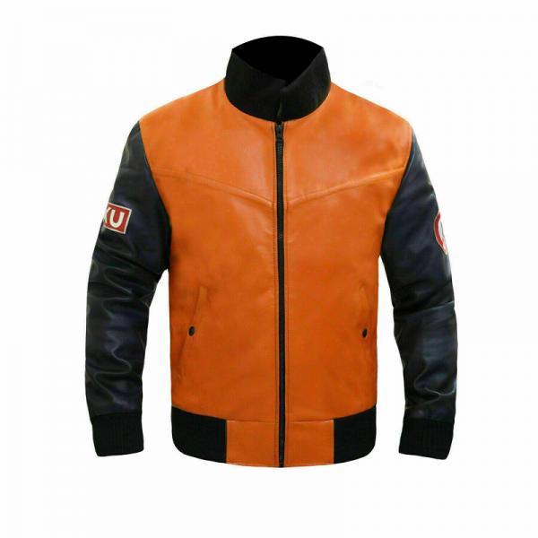 Goku's 59 Leather Jacket