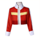 Keith Voltron Leather Jacket