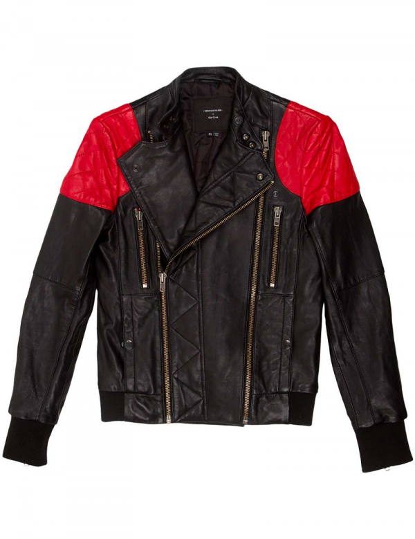 Kid Cudi Leather Jacket