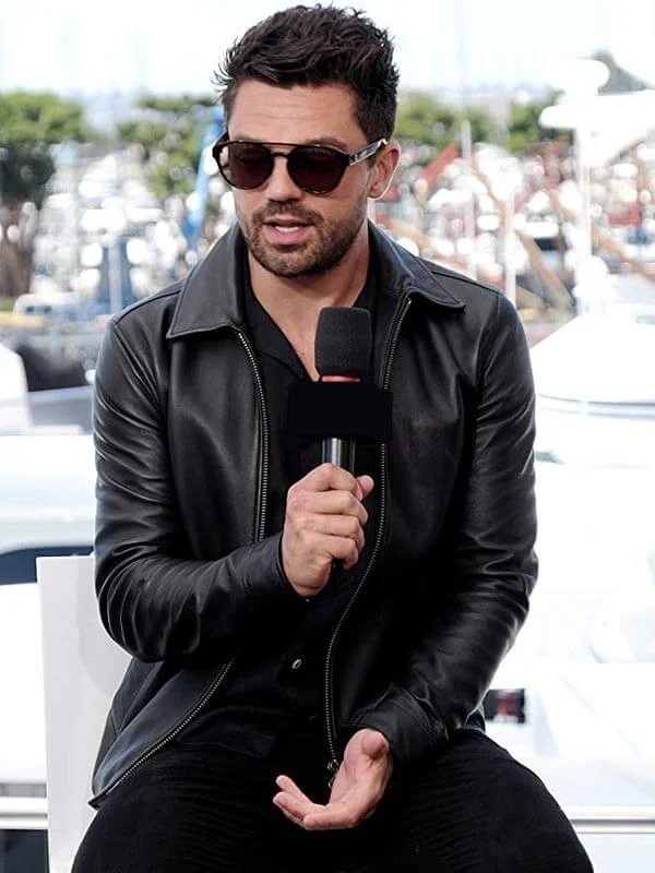 Preacher Leather Jacket