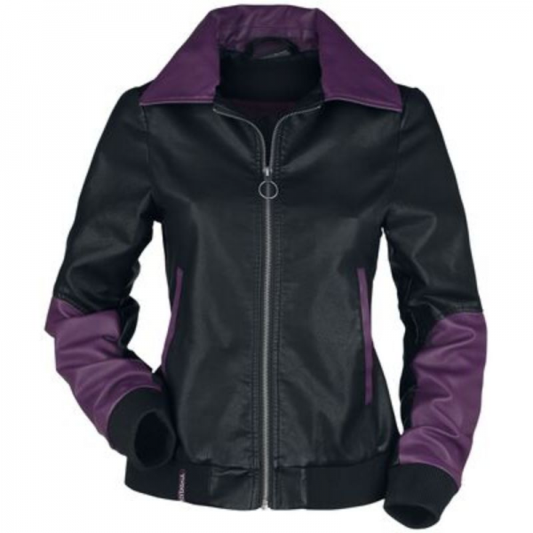 Pretty Poisons Riverdale Leather Jacket