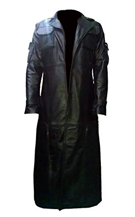 Punisher Leather Coat