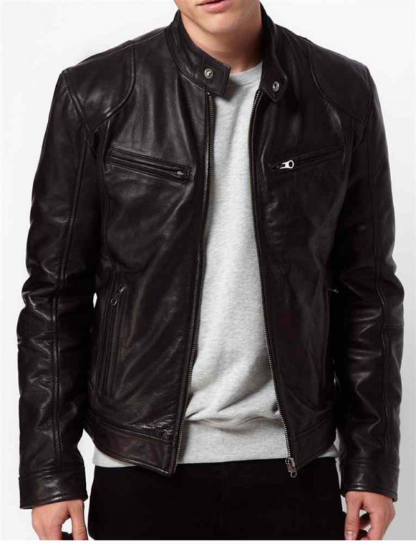 Real Leather Jackets