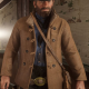 Red Dead Redemption 2 Scout Leather Jacket