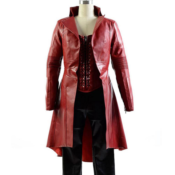 Scarlet Witch Leather Jacket