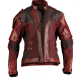 Star Lord Ravager Leather Jacket