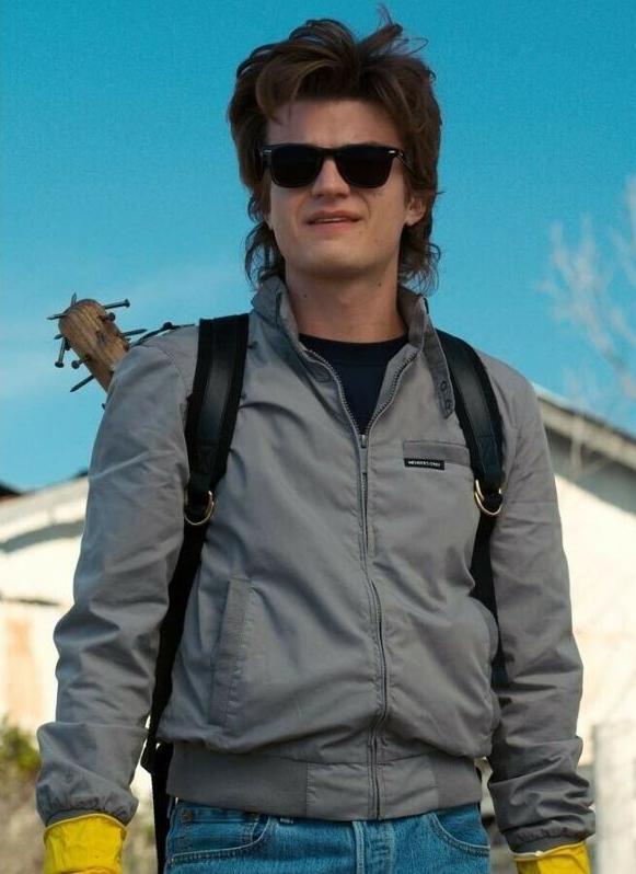 Steve Harrington Greys Jacket