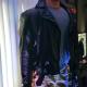 Terminator Punks Leather Jacket
