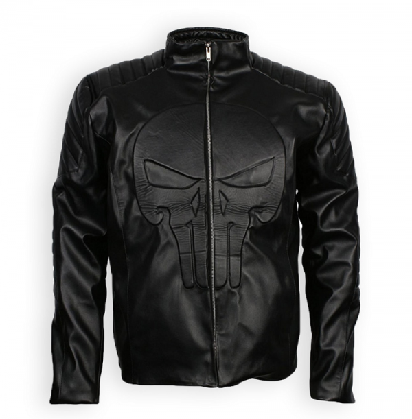 The Punisher Leather Jacket
