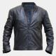 Tom Cruise Black Leather Jacket