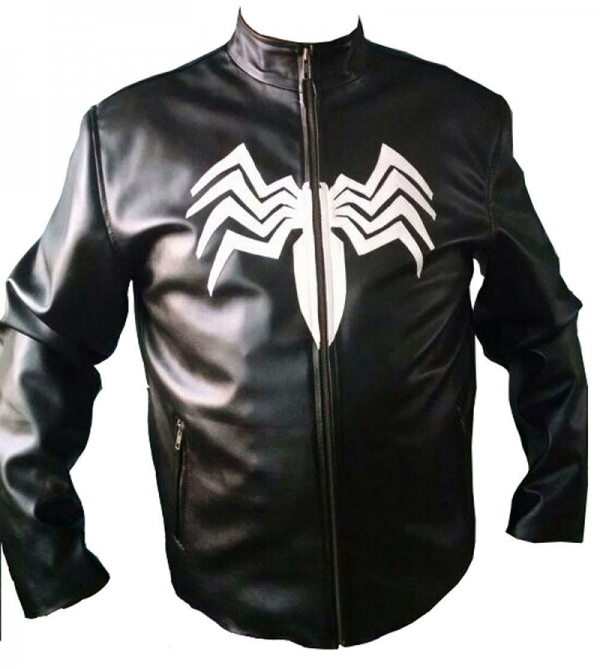 Venom Motorcycle Leather Jacket