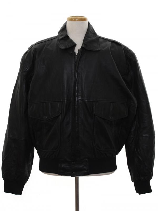 90s Leather Jacket