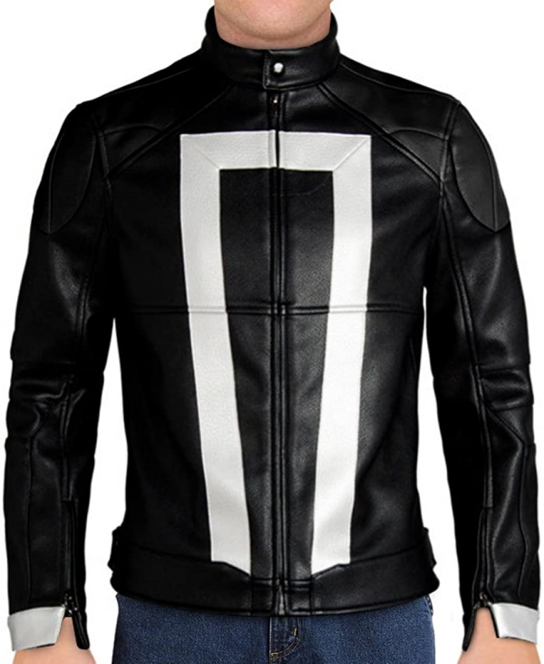 Agents Of Shield Leather Jacket