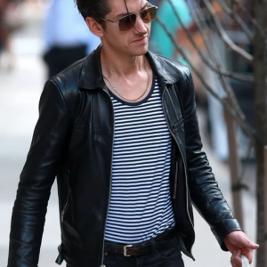 Alex Turners Leather Jacket