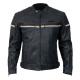 Bilt Motorcycle Leather Jacket
