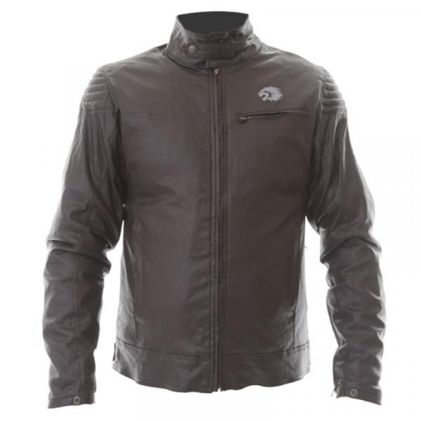 Bks Biker Leather Jacket