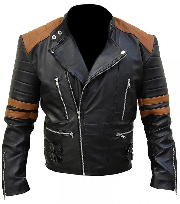 Black Or Brown Leather Jacket