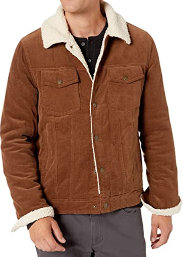 Corduroy Jacket Mens
