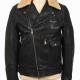 Deus Ex Leather Jacket