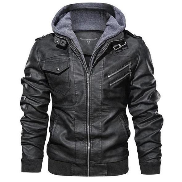 Dixon Leather Jacket