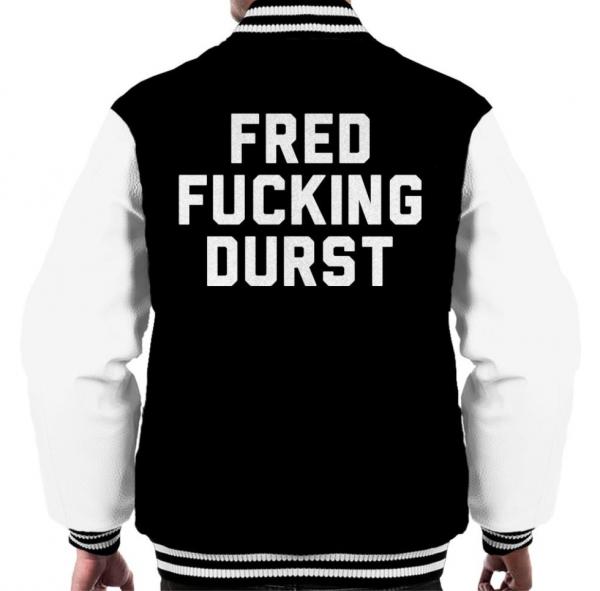 Fred Fucking Durst Varsity Jacket