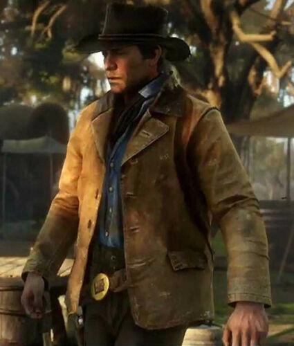 Gunslinger Leather Jackets