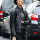 Jaimie Alexander Blindspot Jane Doe Leather Jacket