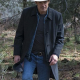 Justifieds Raylan Givens Timothy Olyphant Trench Coat