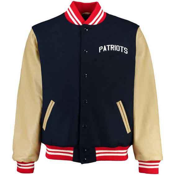 Kendrick Lamar Patriots Jacket