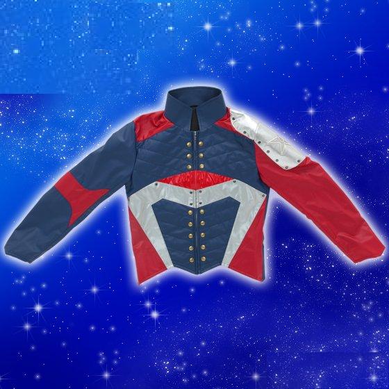 Kyuranger Leathers Jacket