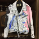 Lil Peep Leather Jacket