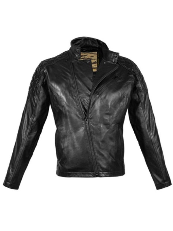 Mgs5 Leather Jacket