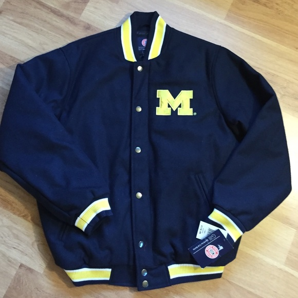 Michigan Letterman Jacket