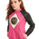 Morphin Power Ranger Leather Jacket