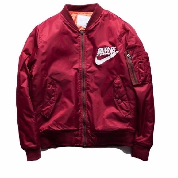 Nikes Tokyo Bomber Jacket
