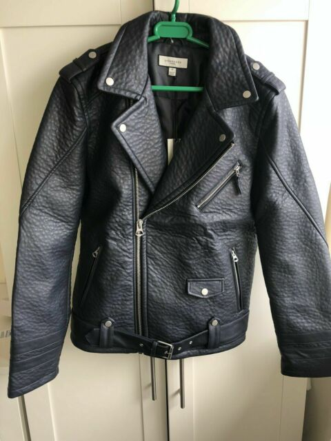 Old Navy Packable Leather Jacket