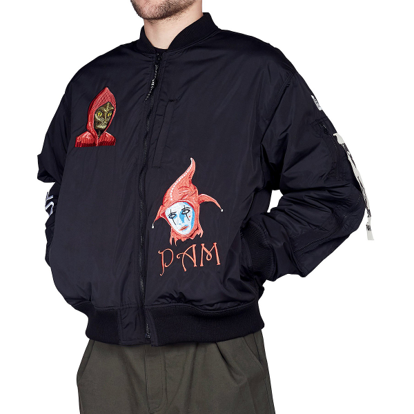 Perks And Mini Mutagenesis Bomber Jacket