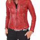 Reds Leather Jacket Outfit